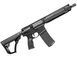 "Daniel Defense MK18 5.56mm 10.3"" Black SBR"