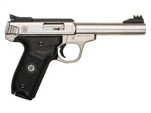 "S&W SW22 Victory SS .22LR 5.5"" 10rd FO"