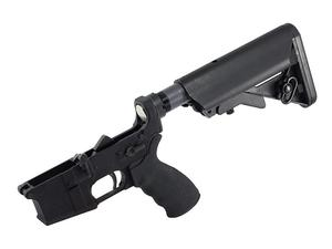 LMT Defender Lower with SOPMOD Stock and Standard Trigger