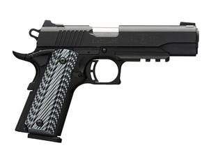 Browning Black Label 1911-380 PRO w/ Rail & NS .380 4.25""
