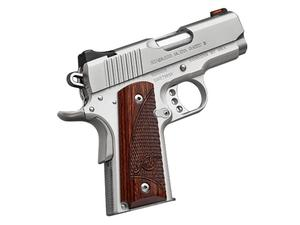 Kimber Stainless Ultra Carry II .45ACP (2017)