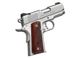 Kimber Stainless Ultra Carry II 9mm (2017)