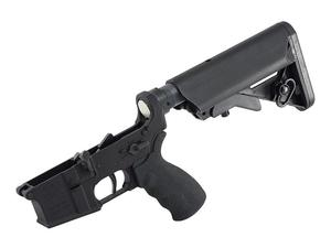 LMT Defender Lower with SOPMOD Stock and Two Stage Trigger