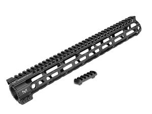 "Midwest Industries .308 SS M-LOK 15"" Handguard - DPMS HIGH"