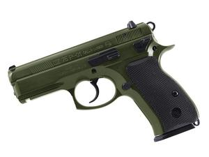 CZ P-01 9mm Green Poly Finish 14+1 - 91198