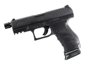 "Walther PPQ M2 Navy SD 9mm 4.5"" Blk"