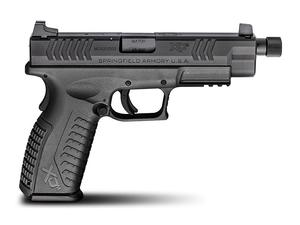 "Springfield XD(M) .45ACP 4.5"" BLK Threaded"