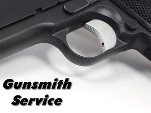 Gunsmith Pistol Trigger Installation *NON-Drop-In
