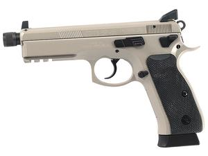 CZ 75 SP-01 Tactical 9mm Urban Gray Suppressor Ready