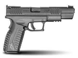 "Springfield XD(M) .40S&W 5.25"" Black Essentials"