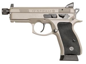 CZ P-01 Omega Gray 9mm Suppressor Ready 91299