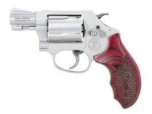 S&W 637 Performance Center Stainless .38SPL 1.87""