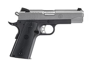 "Ruger SR1911 9mm 4.25"" SS/GRY"