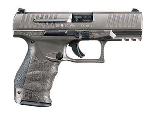"Walther PPQ M2 9mm 4"" Tungsten Gray"