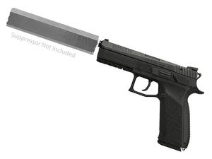 CZ P-09 Black 9mm - Suppressor Ready 91640