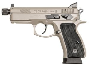 CZ P-01 Omega Gray 9mm Suppressor Ready 91299 - BLEM