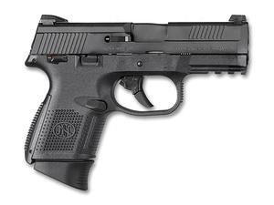 FN FNS-9C 9mm Blk/Blk w/ Manual Safety