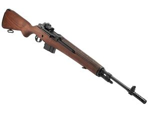 "Springfield Armory M1A Super Match CA Walnut 22"" Carbon"