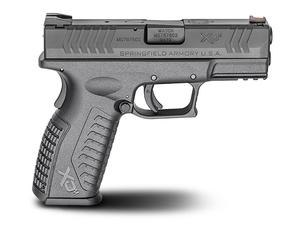 "Springfield XD(M) 9mm 3.8"" Black Essentials"