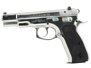 CZ 75B 9mm Luger High Polished 91108