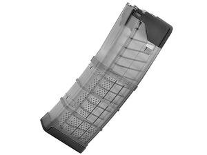 Lancer Advanced Warfighter Magazine Translucent Smoke 30rd
