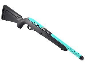 Ruger 10/22 Takedown Lite Turquoise  22LR 16