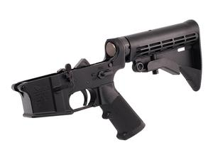 Anderson Mfg AR15 Complete Lower w/ M4 Stock