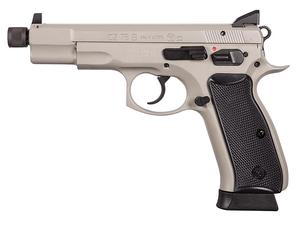 CZ 75B Omega Urban Gray 9mm Suppressor Ready 91235