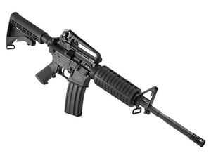 QP ONLY FN-15 CARBINE BLK 16 36302