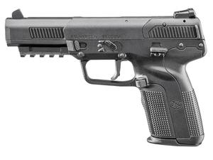 FN Five-Seven Pistol 5.7x28mm 20rd Black - LE ONLY