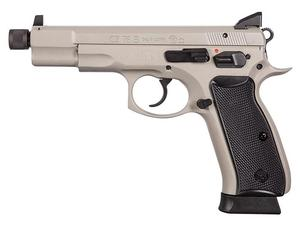 CZ 75B Omega Urban Gray 9mm Suppressor Ready - BLEM