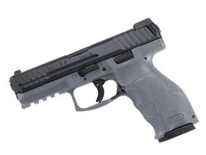 HK VP9 9mm Gray 3-15rd w/ NS - 700009GYLE-A5