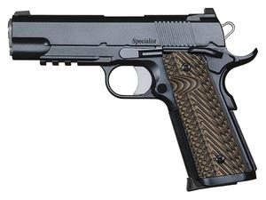 Dan Wesson Specialist Commander Black 9mm Pistol