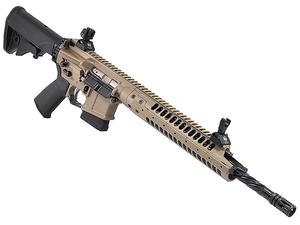 "LWRC IC-A5 5.56mm FDE 16.1"" - Factory CA"