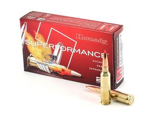 Hornady Superformance 6.5 Creedmoor 120gr GMX 20rd