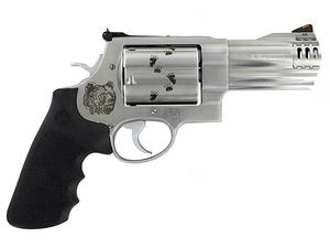 "S&W M500 Backpacker .500SW 4"" 5rd Limited Edition Revolver"