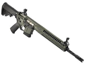 "LWRC IC-SPR 5.56mm OD Green 16.1"" - Factory CA"