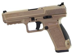 Century Arms/Canik TP9SF 9mm 18rd Desert Tan Pistol w/ Warren Sights