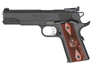 Springfield 1911 9mm Range Officer Parkerized