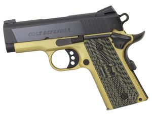 Colt Defender .45ACP Army Green TALO Exclusive