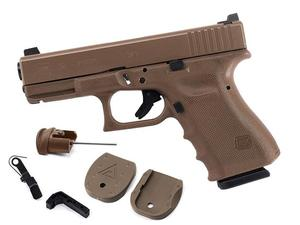 Glock G19RTF2 Full FDE Vickers Tactical