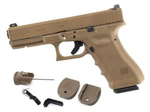 Glock 17RTF2 Full FDE Vickers Tactical