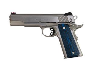 "Colt Competition Series 70 .45ACP 5"" SS"