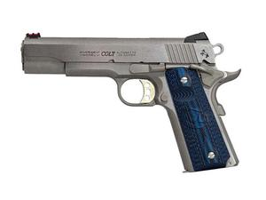 "Colt 1911 Competition Series 70 .38 Super 5"" SS"