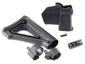 RifleGear F1-AR Featureless Kit - Alpha