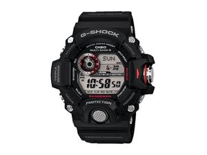 Casio G-Shock Rangeman Black Solar Atomic GW9400-1