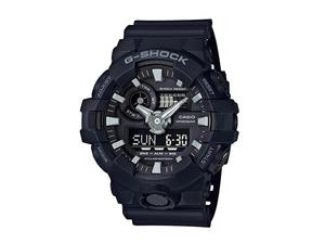 Casio G-Shock XL Ana-Digi Black GA700-1B