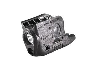 Streamlight TLR-6 Pistol Laser/Light - Glock 42/43 Black