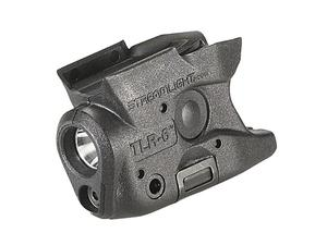 Streamlight TLR-6 Pistol Laser/Light - S&W M&P Shield Black