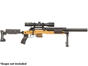 "B&T SPR300 Suppressed Precision Rifle .300BLK 9.8"" Tan"